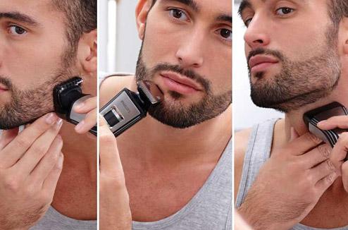 test la tondeuse barbe 3 en 1 de philips darty vous. Black Bedroom Furniture Sets. Home Design Ideas