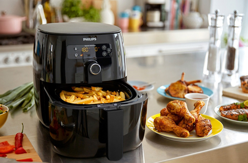 friteuse philips airfryer le test darty vous. Black Bedroom Furniture Sets. Home Design Ideas