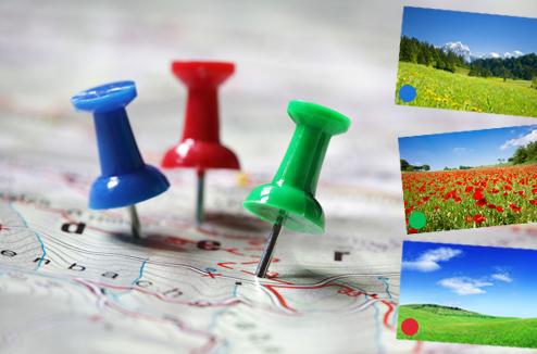 Géocaliser ses photos grâce un appareil avec GPS