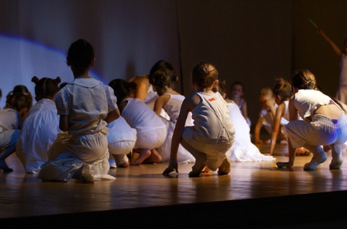 Spectacle de danse d'enfants
