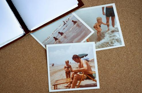 Photos de famille vintage