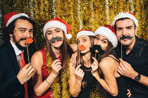 Des idées pour des photos de Noël originales