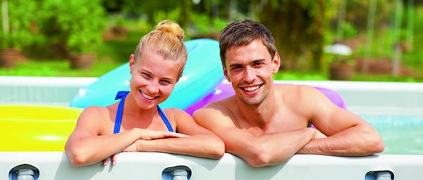 Bien choisir sa piscine de jardin hors sol darty vous for Piscine hors sol que choisir