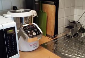 test du robot cuiseur companion de moulinex darty vous. Black Bedroom Furniture Sets. Home Design Ideas