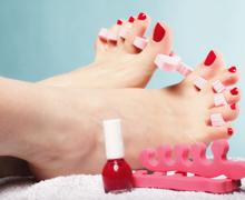 Faites une beaut vos pieds darty vous - Astuce pour ne pas peler apres un coup de soleil ...