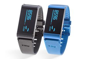 Withings Pulse O2  noir ou bleu