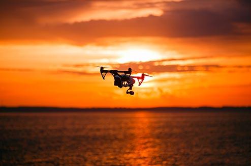 Quel drone choisir pour l'été