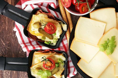 raclette moderne