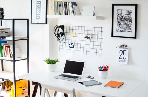 conseils pour ranger son bureau et viter le d sordre. Black Bedroom Furniture Sets. Home Design Ideas