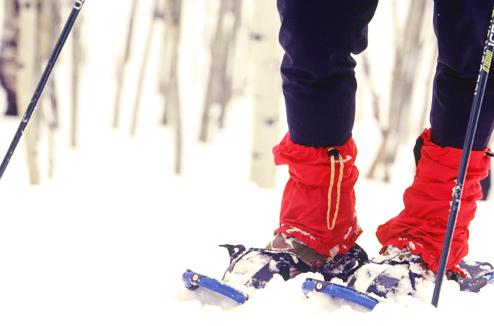 Le soin des pieds aux sports d'hiver