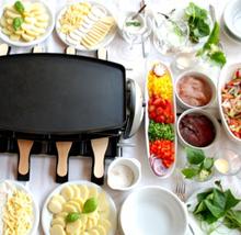 raclette fondue revisitez les classiques darty vous. Black Bedroom Furniture Sets. Home Design Ideas