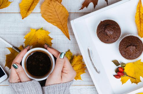 Recettes d'automne réconfortantes
