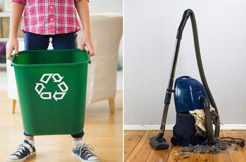 Le recyclage chez Darty