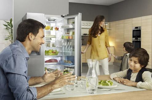 4 raisons de choisir un refrig rateur us darty vous. Black Bedroom Furniture Sets. Home Design Ideas