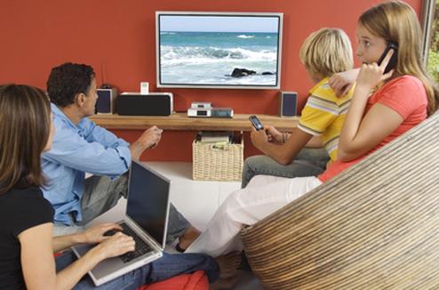 Regarder les fichiers du PC sur la TV avec le DLNA