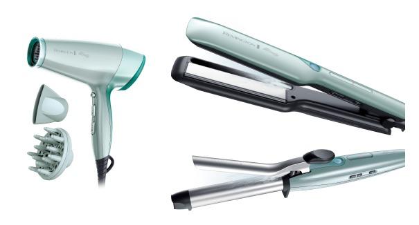 La gamme de produits coiffants PROtect de Remington