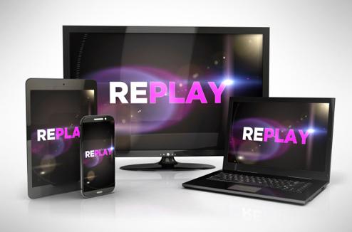 Le replay sur TV, ordinateur, tablette, smartphone