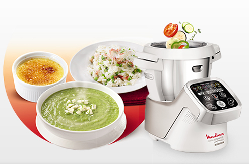 Test du robot cuiseur companion de moulinex darty vous for Robot cuiseur cuisine companion moulinex