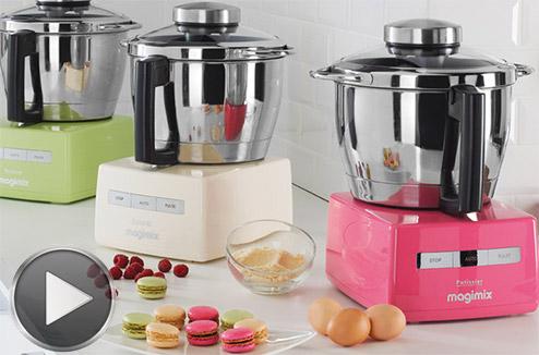 Guide d 39 achat robot de cuisine darty vous for Robot cuisine cuiseur multifonction