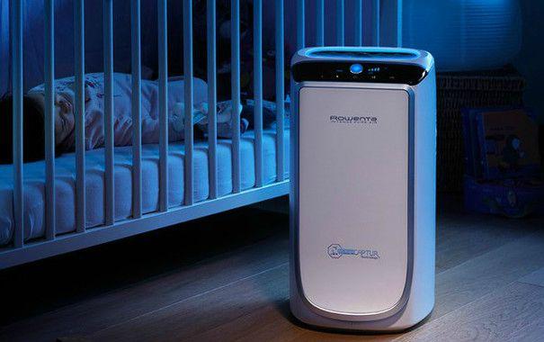 test le purificateur intense pure air de rowenta darty vous. Black Bedroom Furniture Sets. Home Design Ideas