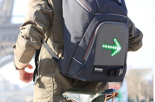 Sac à dos Go LED Port Designs