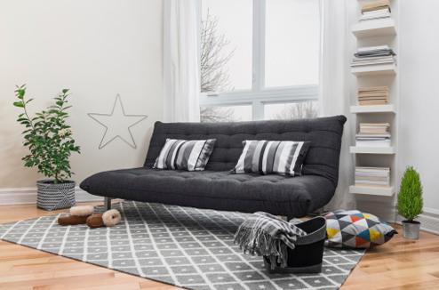 donner un coup de neuf son salon sans tout changer darty vous. Black Bedroom Furniture Sets. Home Design Ideas
