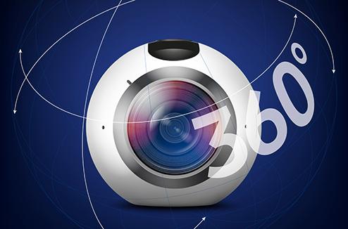 Sélection caméra VR