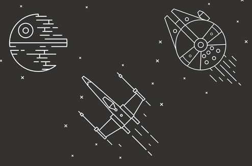 Sélection jouet noel star wars