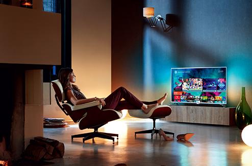 Les TV 4K pour regarder le foot
