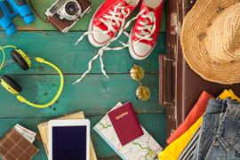 Les indispensables en voyage