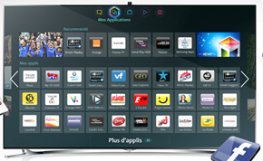 comment fonctionne smart tv