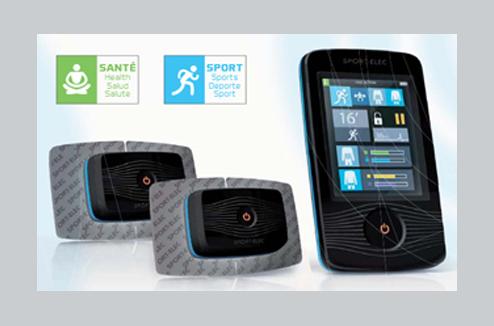 Electrostimulation : Sport Elec Free Action
