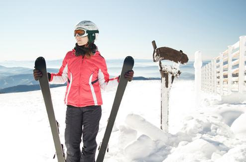 Conseils beauté pour les sports d'hiver