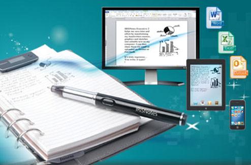 Décryptage stylo scanner et stylo numérique