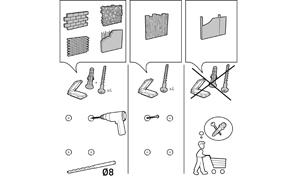 Comment installer son cran plat au mur darty vous - Installer support mural tv placo ...