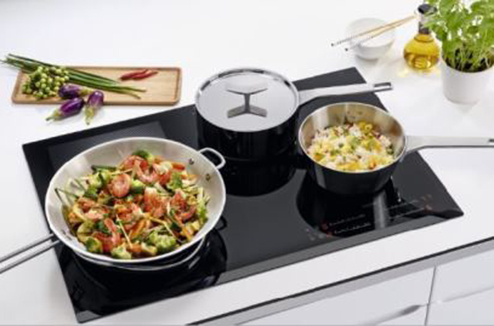Table de cuisson Infiflex d'Electrolux