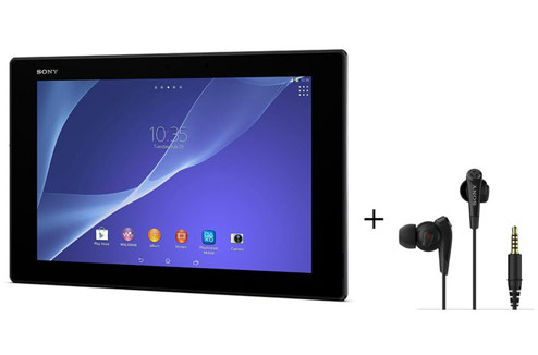 Tablette tactile Sony Xperia Z2