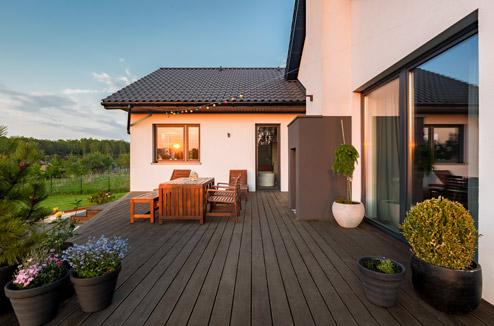 Construire sa terrasse en bois