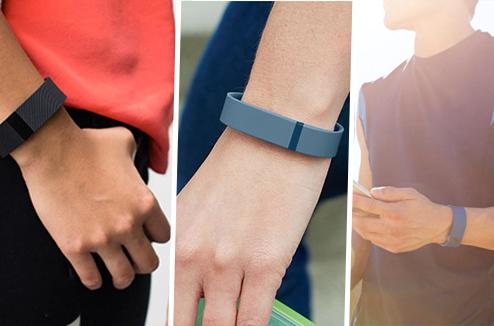 Illustration test bracelet connecté Fitbit