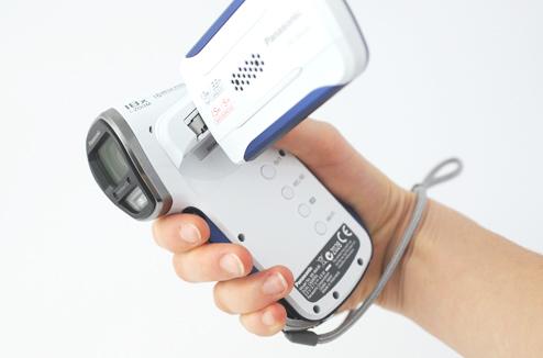 Caméscope outdoor Panasonic