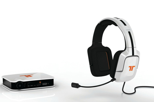 Casque gamer Tritton MadCatz 720 +