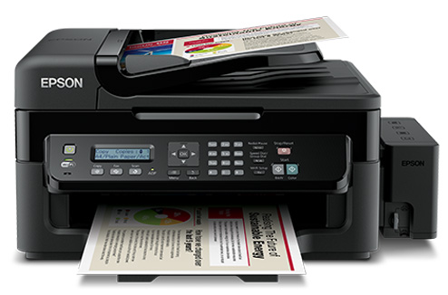 Imprimante Epson L555 series : design