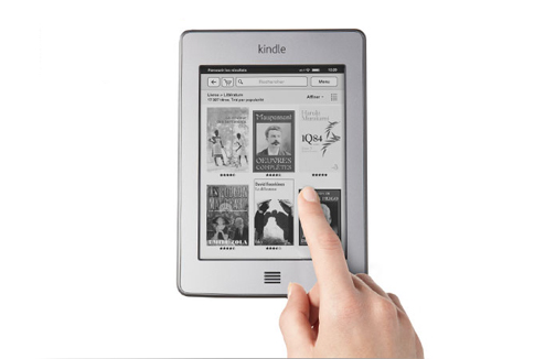Test Kindle Touch