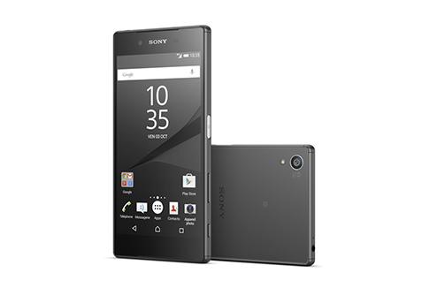 Test du Sony Xperia Z5