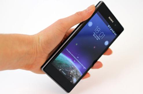 Sony Xperia Z1 : prise en main