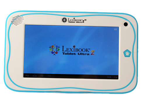 Tablette tactile enfant Lexibook Ultra 2 : test