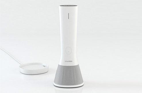 Combiné supplémentaire Home Phone Urban Hello avec sa base de recharge