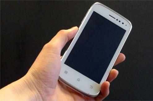 Smartphone Wiko Cink Slim