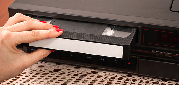 comment num riser vos cassettes vid o darty vous. Black Bedroom Furniture Sets. Home Design Ideas