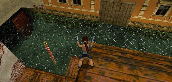 Gameplay Tomb Raider 1997